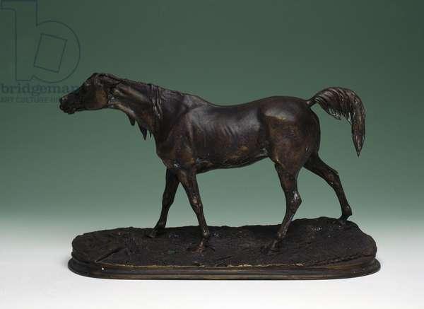 Horse Figurine, 1949 (bronze)
