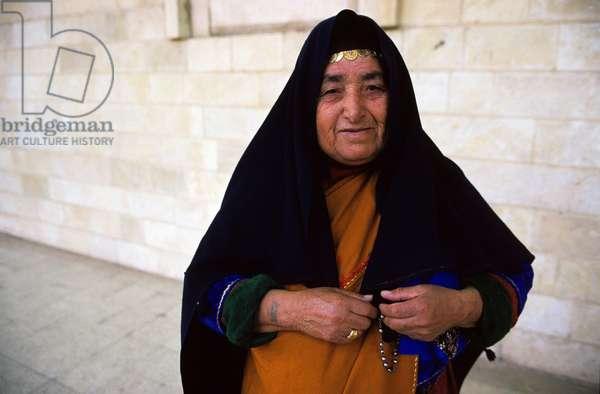 Catholic Iraqi woman Karakosh Irak