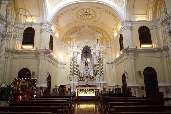 St. Joseph's Seminary. Macau China