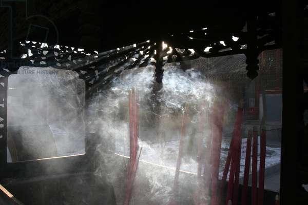 Incense Beijing China