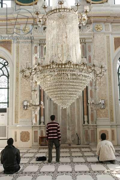 Ortakoy mosque, Istanbul, Turquie