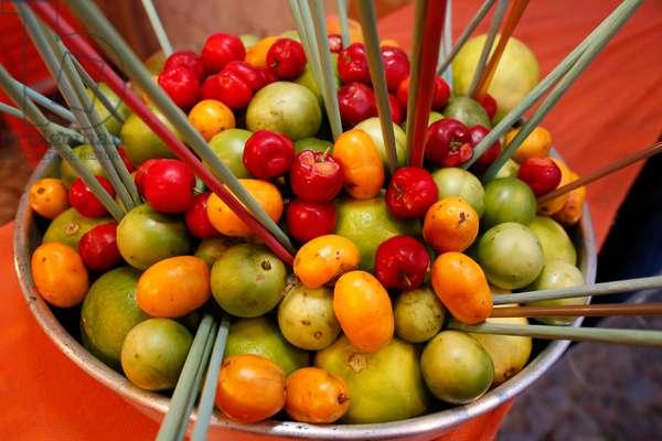 Brazil, Bahia, Salvador : Brazilian frui