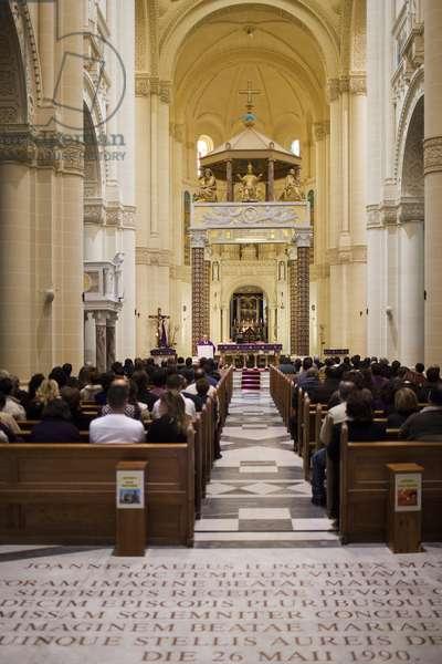 Ta Pinu BasilicaA 16th century chapel dedicated to the Virgin Mary, , MALTA