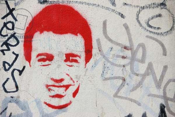 Graffiti ; Prague Czech Republic