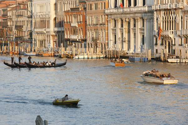 Venice Grand Canal, Venise, Italie