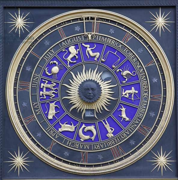 Astrological signs Londres Grande Bretagne