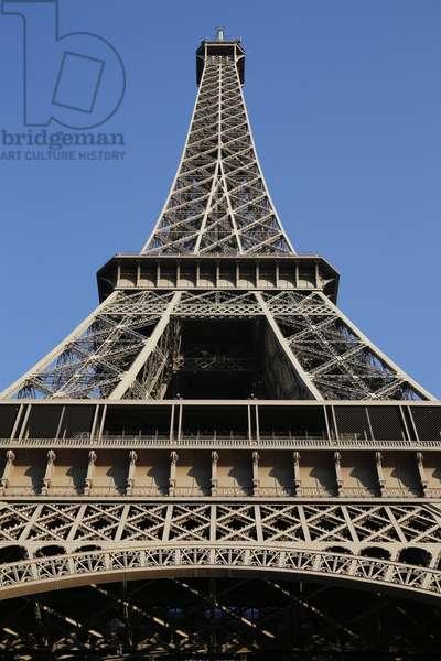 Paris city, The Eiffel tower, Paris, France