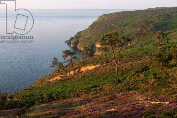 Rostudel coastal region - Rostudel, France