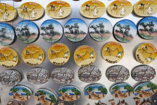 Magnets from Morocco, Marrakech, Morocco