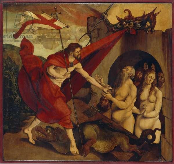 Christ in Limbo, c.1511-13 (oil on panel)