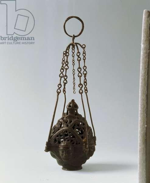 Censer, c.1200 (bronze)