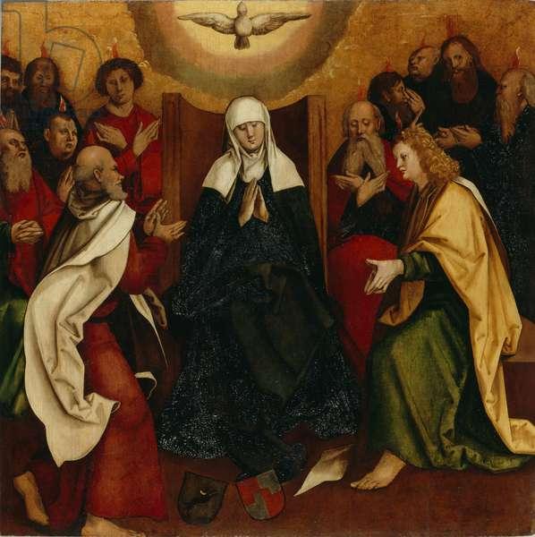 Pentecost, c.1511-13 (oil on panel)