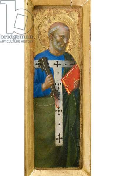 Saint Peter, Guidalotti Polyptych, c.1447 (tempera & oil on board)