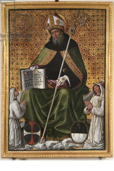 St. Augustine and other characters