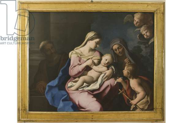 Holy Family with St. John and St. Elizabeth