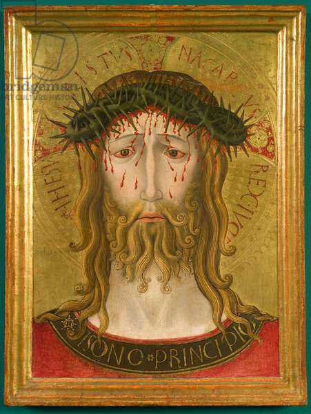 Jesus Christ crowned with thorns, c.1420-96
