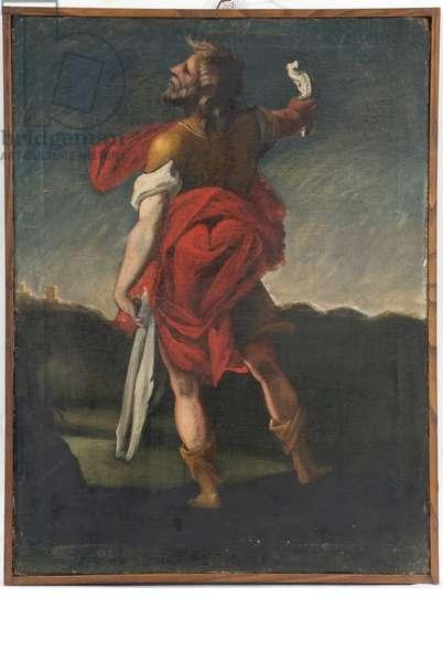 Samson, c.1650-1699 (oil on canvas)