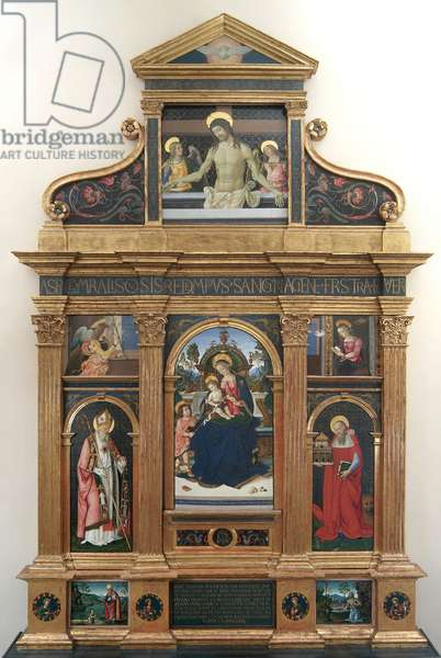Altarpiece of Santa Maria dei Fossi