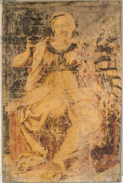 Allegory of Abundance, c.1550-1600 (gouache on canvas)