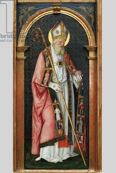 Altarpiece of Santa Maria dei Fossi (Table, Tempera painting)