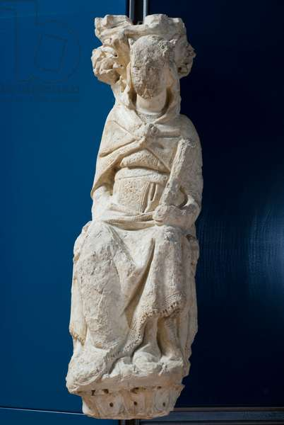 Allegory of Rome, 1278 (carved marble)