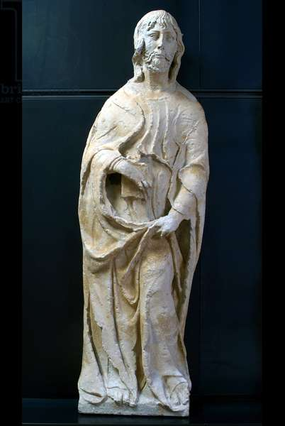 Apostle, Facade Majesty of the Times, 1473-76 (limestone, sculpture)
