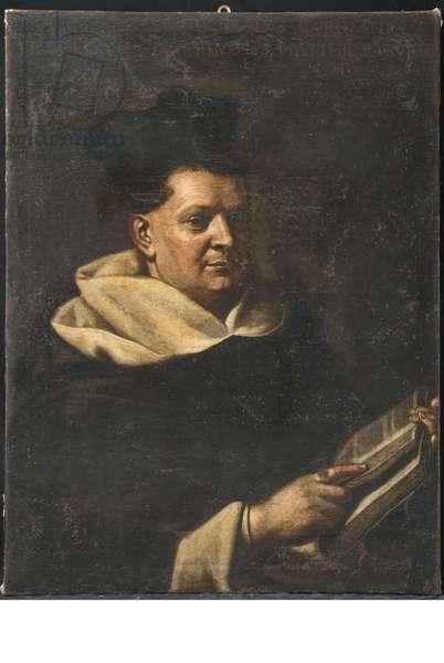 Portrait of Father Carlo Garofani, c.1650-1699 (oil on canvas)