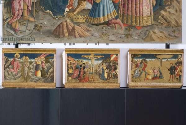 Saint Nicholas of Bari suspends the execution of three innocent soldiers