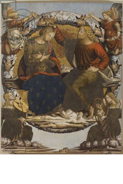 Coronation of the Virgin Mary