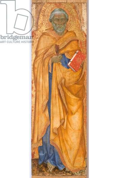 San Pietro, 1403 (tempera on panel)