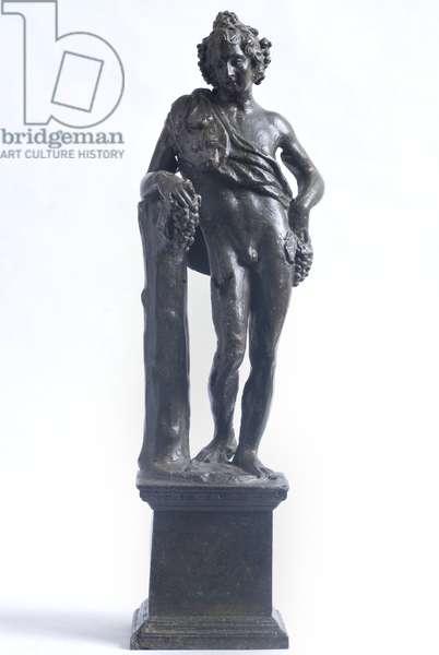 Satyr (bronze)