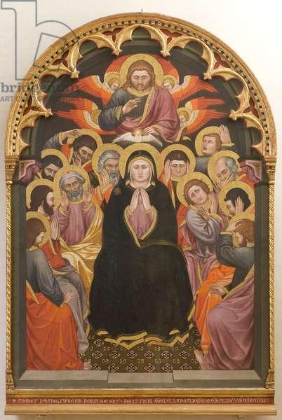 Pentecost, c.1403 (tempera on board)