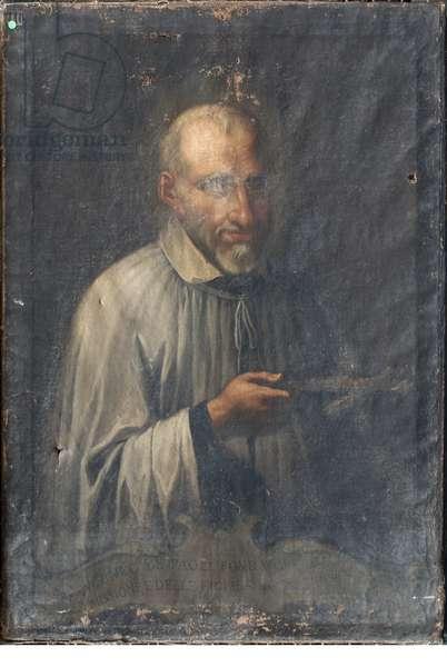 San Vincenzo de' Paoli, c.1700-1749 (oil on canvas)