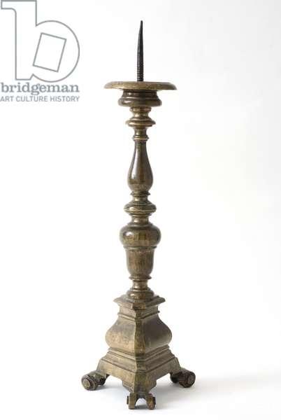 Altar Candlestick (metal)