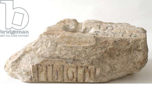 Sculpture, 1277-1278 (sculpted marble)