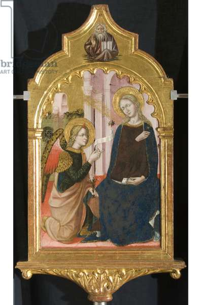 Annunciation with the Eternal Blessing