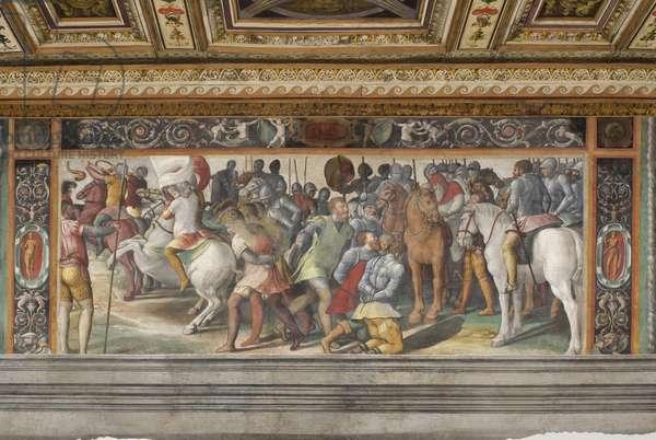 Episodi vita di Ottavio Farnese