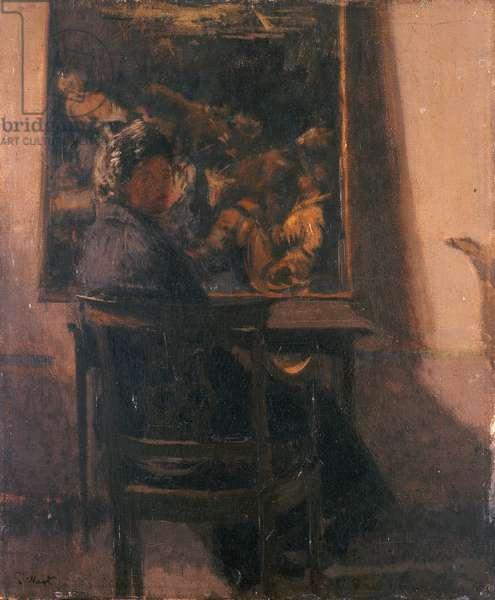 La Nera, 1903 (oil on canvas)