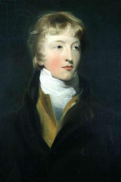 Sir Robert Peel (oil on canvas)