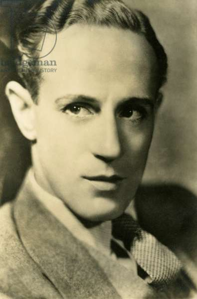 Leslie Howard, British actor 3 April 1893 - 1 June 1943