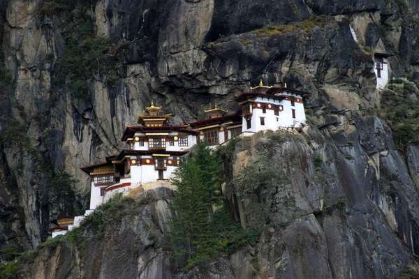 Bhutan - Taktshang Goemba