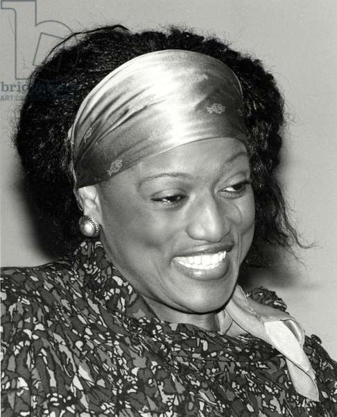 Jessye Norman 1983 American