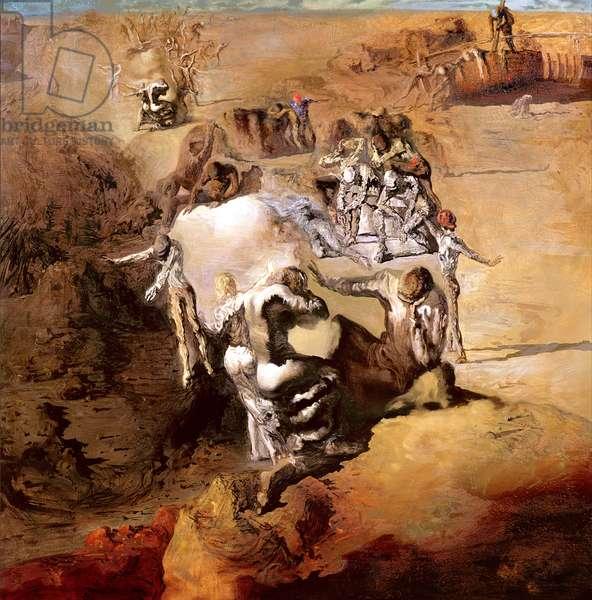 The Great Paranoiac, 1936 (oil on canvas)