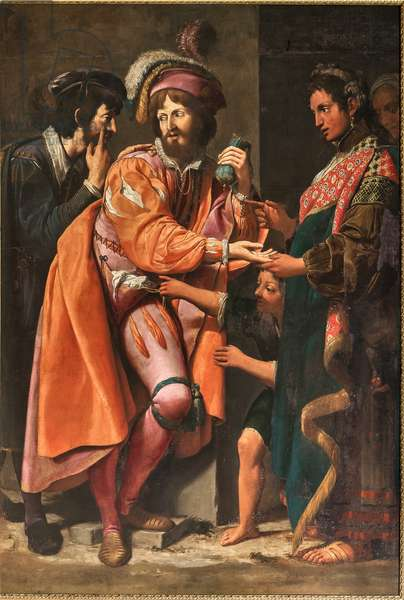 Buona Ventura, c.1617