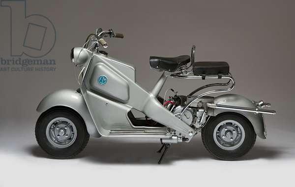 Classic Motorbike FM Scooter (photo)
