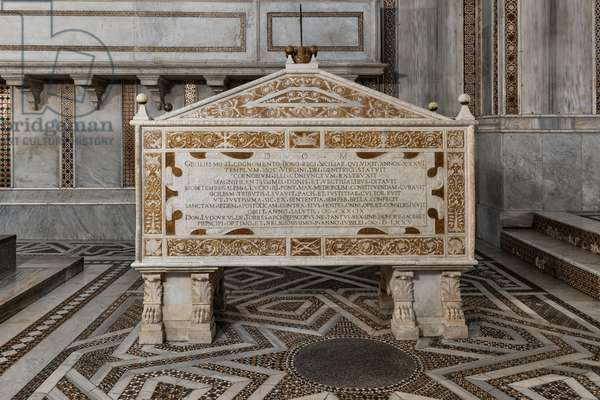 Tomb of William II of Sicily