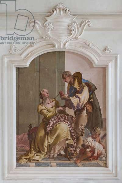 Marital Concord, 1734 (fresco)