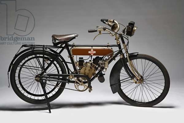 Classic Motorbike Motosacoche M5 (photo)