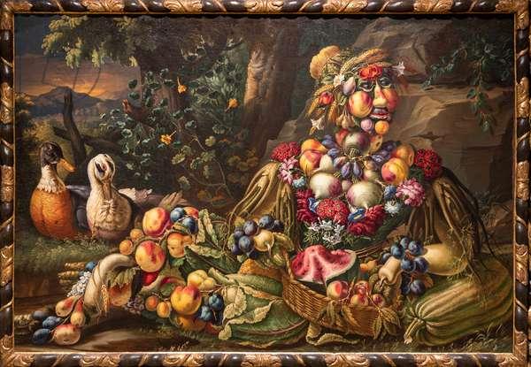 Summer, 1685-95 (oil on canvas)