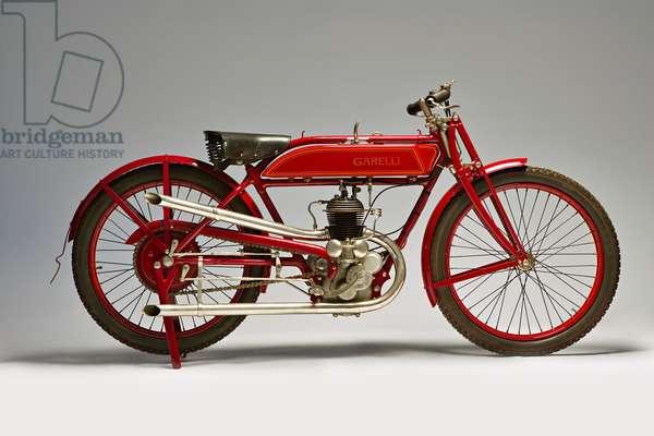 Classic Motorbike Garelli Cremona Corsa (photo)